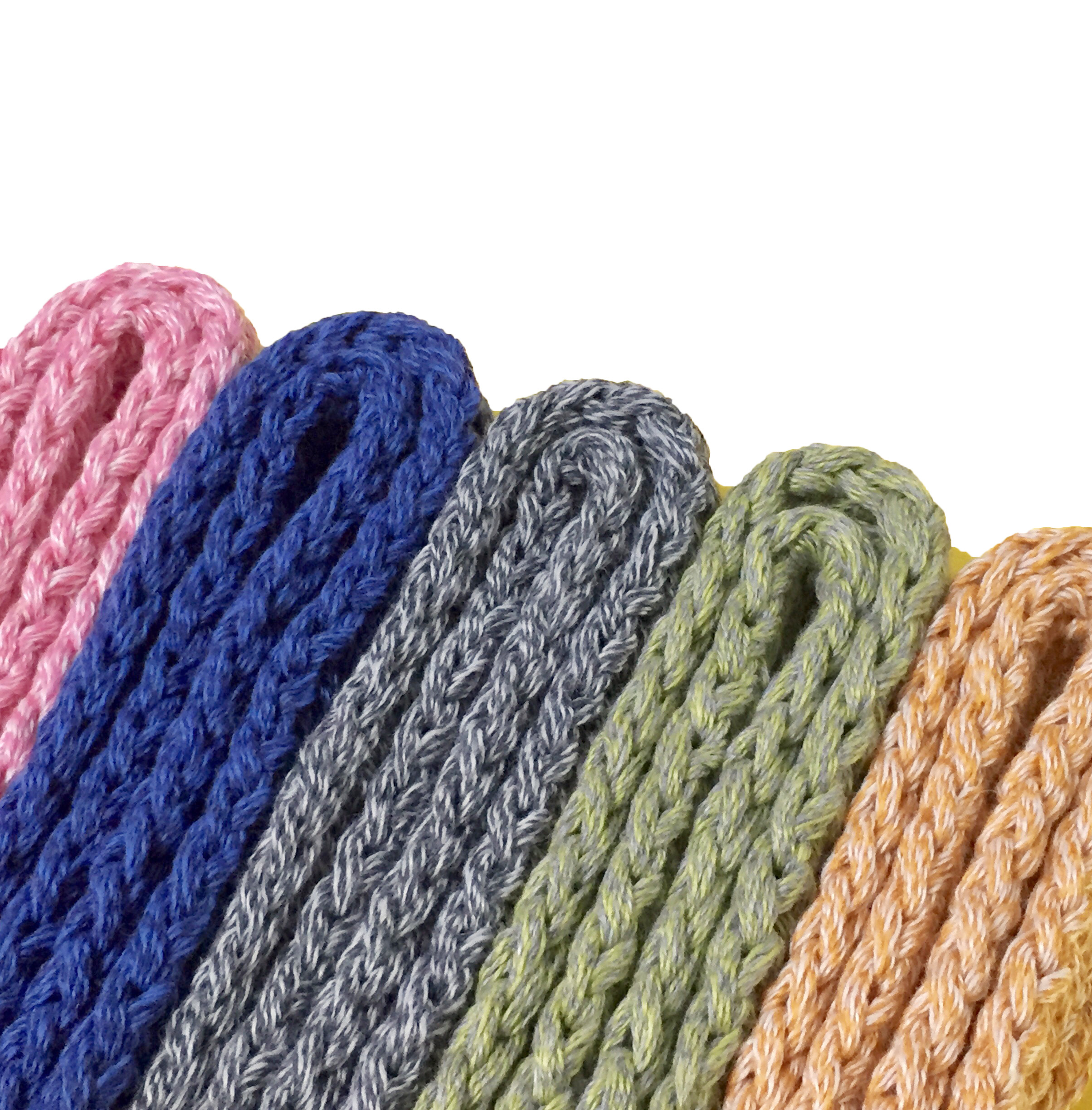 Colorful Tweed Wool Yarn